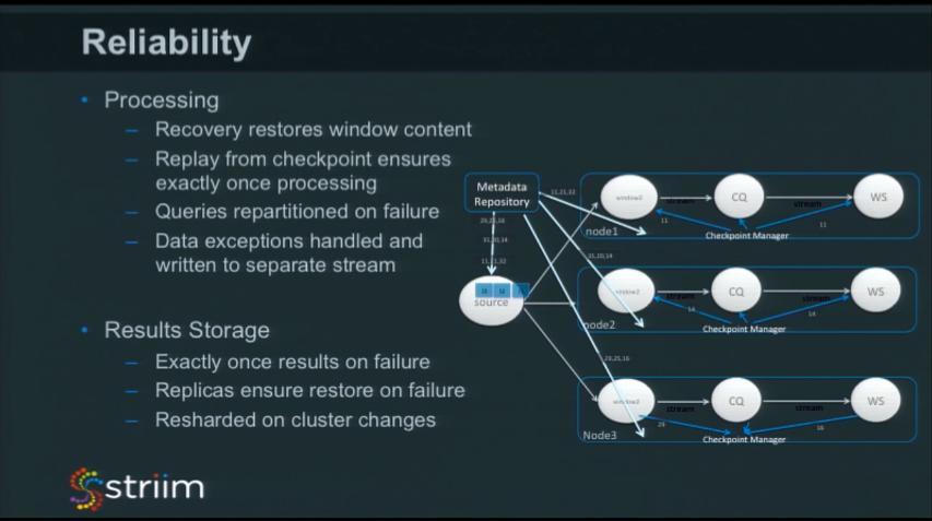 IMC Summit 2016 Breakout - Making IMC Enterprise Grade - Processing - Results Storage