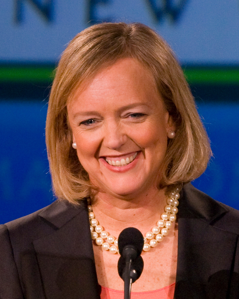 Meg Whitman, CEO of HPE