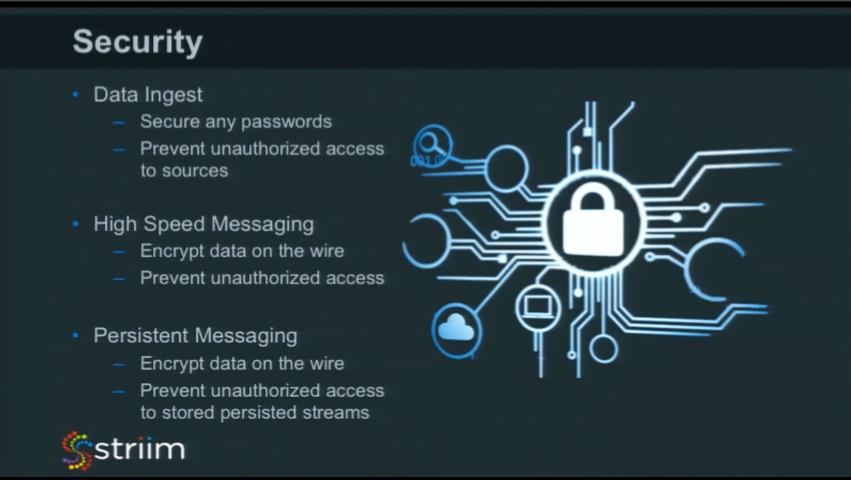 in memory computing security