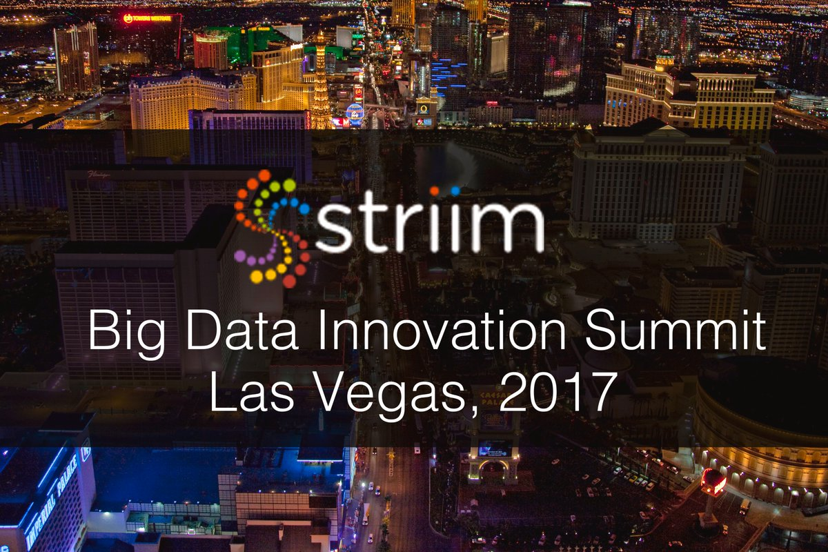 Big Data Innovation Enterprise Las Vegas