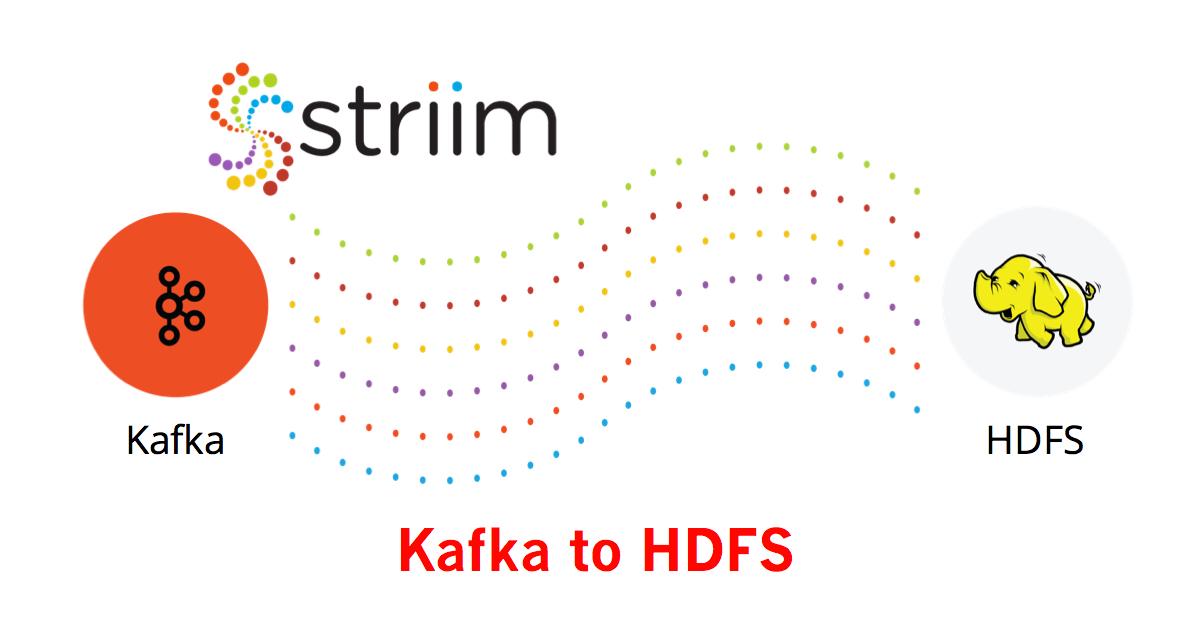 Kafka to HDFS