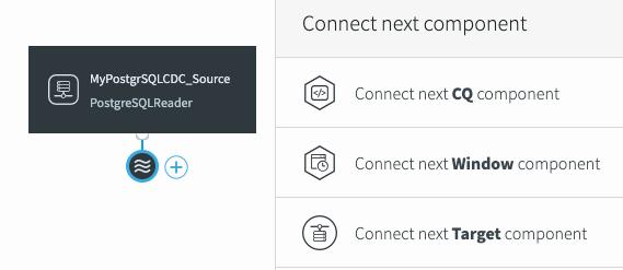 connect component data flow