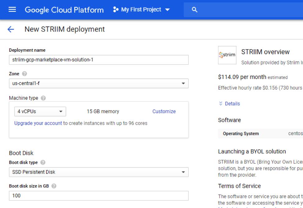 MySQL to CloudSQL