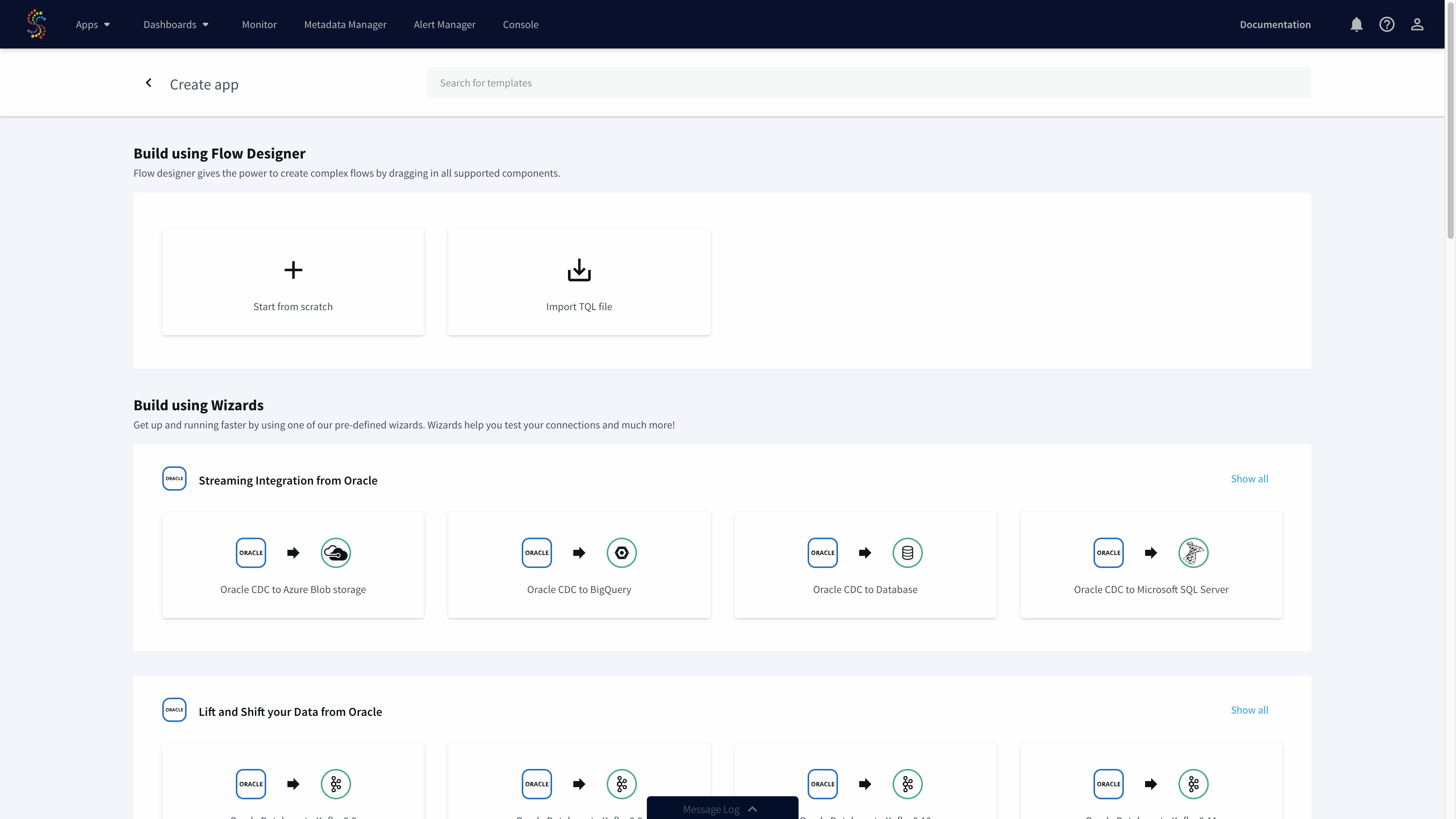 data integration product overview