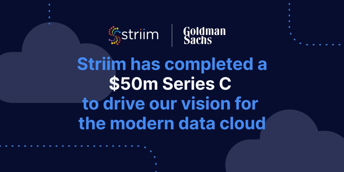 Striim Series C