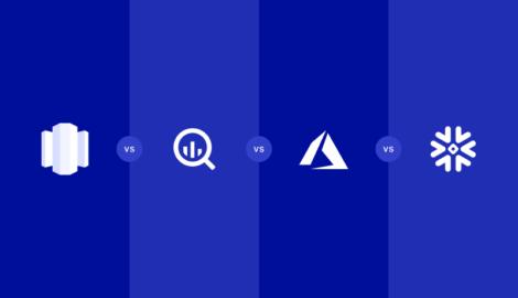 data warehouse comparisons